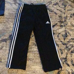 Adidas boys size 8 sweats pants